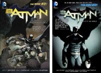 Batman (New 52) Volumes 1 & 2: Court of Owls & City of Owls - TPBs/Graphic Novels